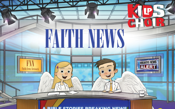 LP KIDS Musical- Faith News