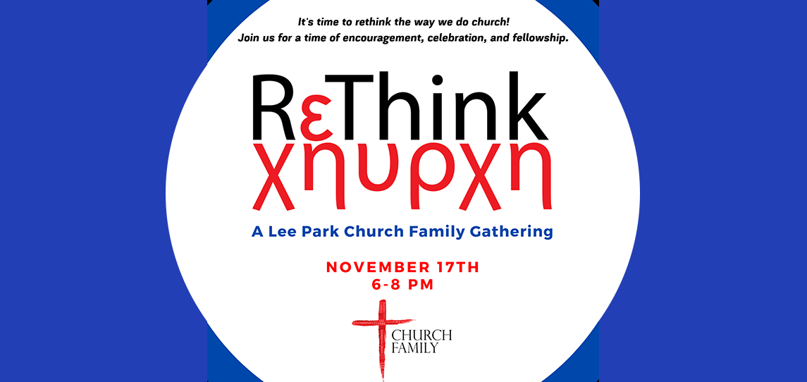 ReThink Church Conference