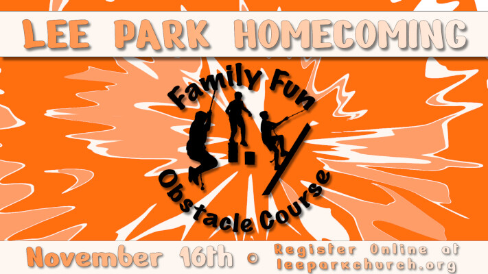 Homecoming Fun Obstacle Course 2019